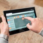 Control Tablet Simple Composer NL